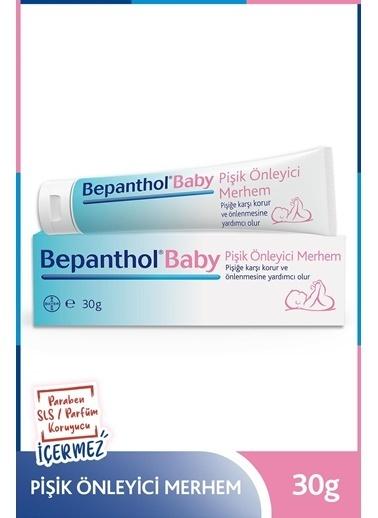 Bepanthol Bepanthol Bebek Pişik Önleyici Merhemi 30 Gr Renksiz